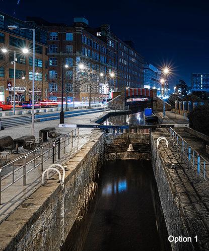 Manchester Ancoats (7 options)