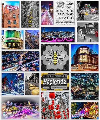 Manchester Montage