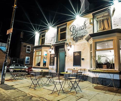The Beech Inn Pub (Chorlton Manchester)