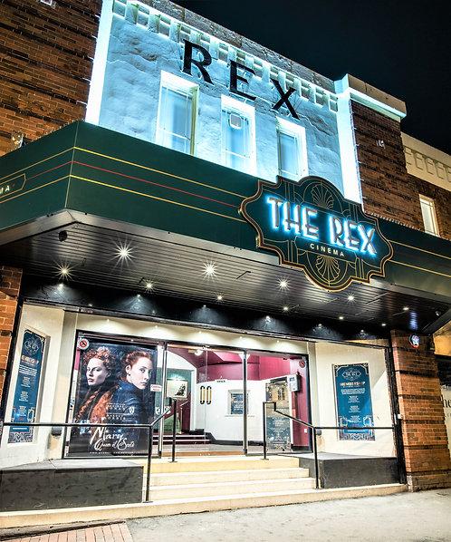 WILMSLOW THE REX CINEMA