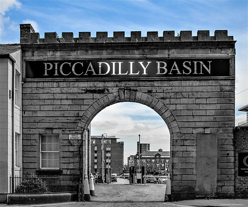 Manchester Piccadilly Basin