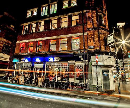 Odd Bar (Northern Quarter Manchester)