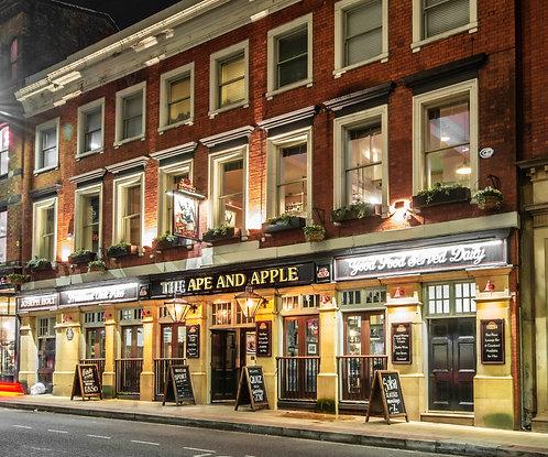 The Ape & Apple Pub (Manchester)