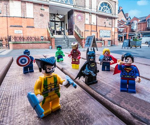 Lego Mini Adventure Mix - Altrincham