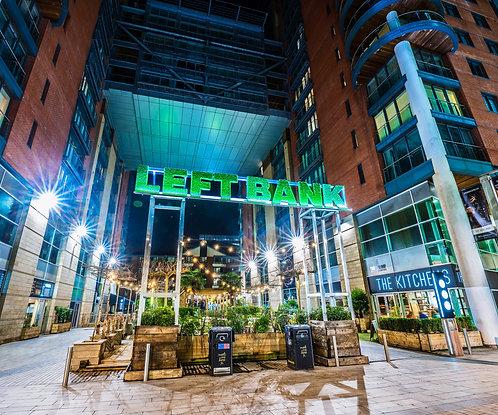 Manchester Leftbank Spinningfields (4 options)
