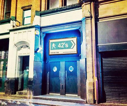 42nd Street Manchester