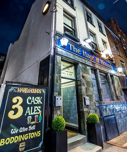 The Hare & Hound Pub (Manchester)