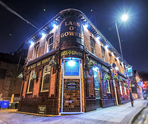 Lass O'Gowrie Pub (Manchester)