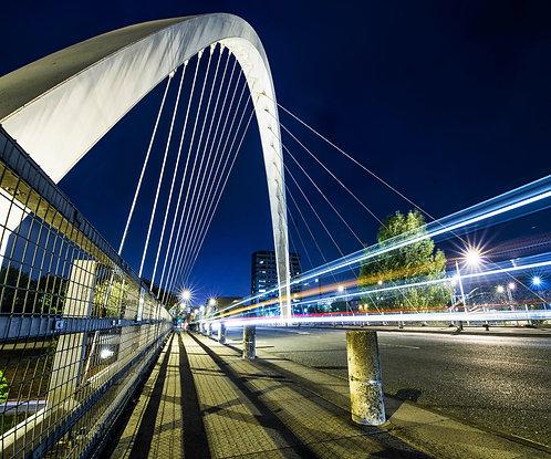 Manchester Hulme Bridge                                              (3 options)