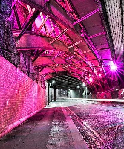 Salford Blackfriars Bridge