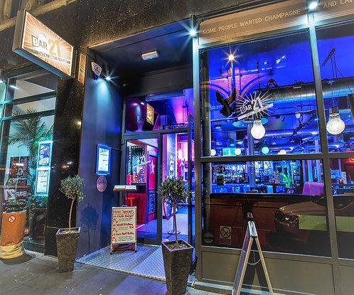 TV21 Bar (Northern Quarter Manchester)