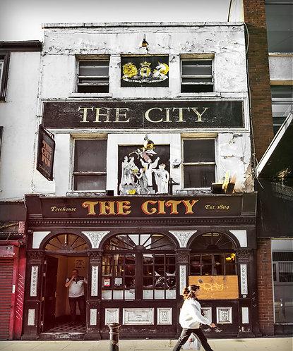 The City Pub (Northern Quarter Manchester)