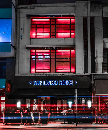 The Living Room Bar (Deansgate Manchester)