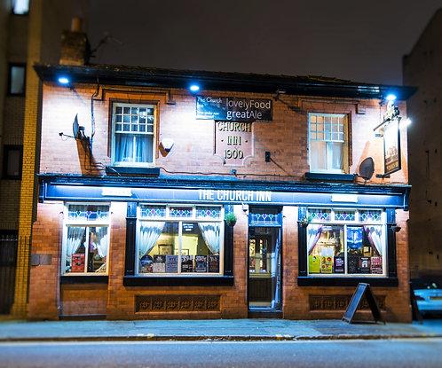 The Church Inn Pub (Manchester)