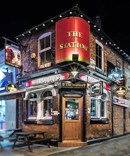 The Station Pub (Didsbury Manchester)