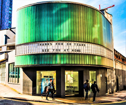 Manchester Cornerhouse & Art Gallery