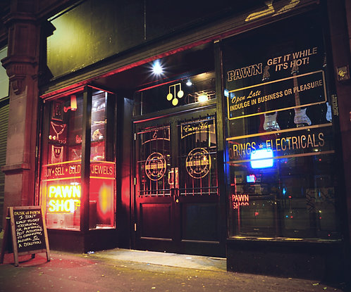Pawn Shop Bar (Northern Quarter Manchester)