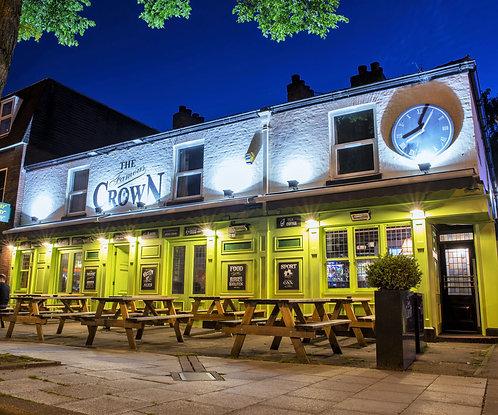 The Crown Pub (Didsbury Manchester)