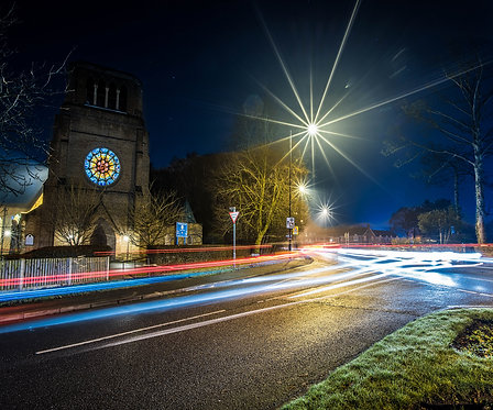 HALE BARNS HOLY ANGELS CHURCH