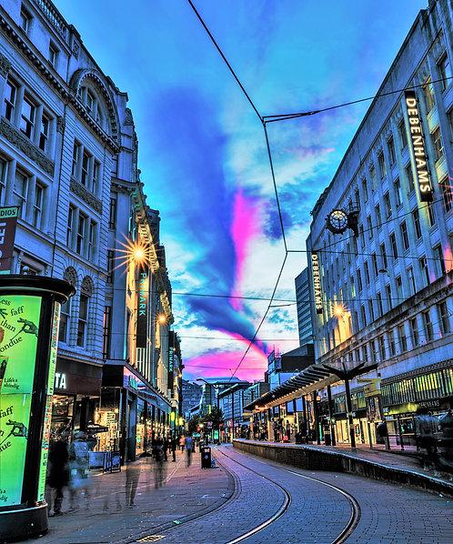 Manchester Market Street