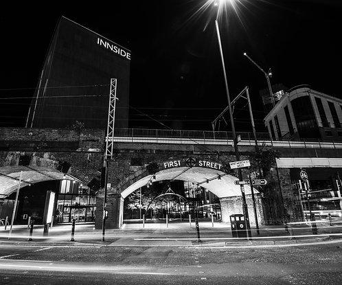 Manchester First Street