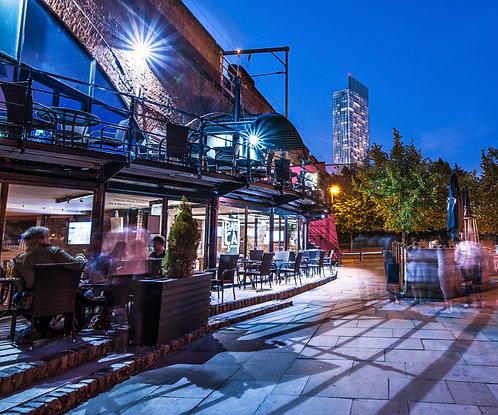 Barca Pub (Castlefield Manchester)