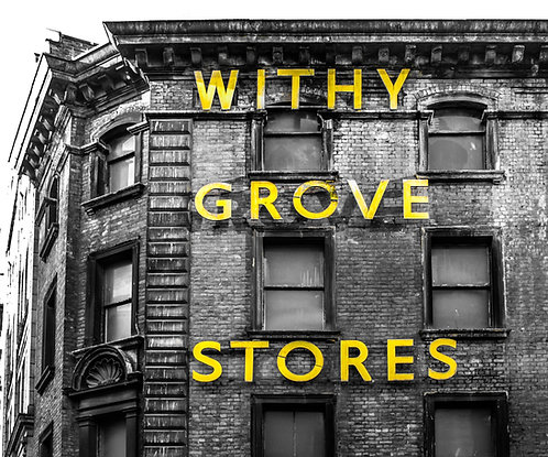 Manchester Withy Grove Stores