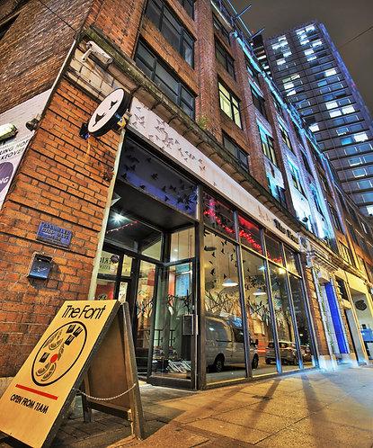 The Font Pub (Manchester)