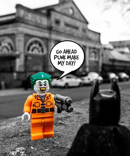 Batman & The Joker - Altrincham (Lego Minifigures)