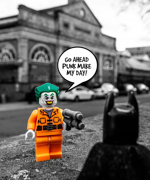 LOCAL MINI ADVENTURES BATMAN & JOKER 2
