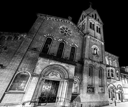 Manchester Hidden Gem, St Mary's Church