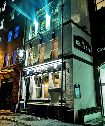Rising Sun Pub (Manchester)