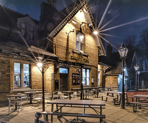 Cheadle Cheshire Cheese Pub