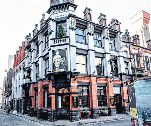 Mother Macs Pub (Manchester)