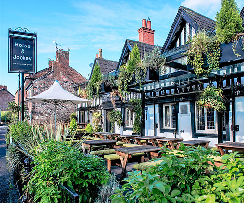 Horse & Jockey Pub (Chorlton Manchester)