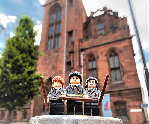 Harry Potter  - Manchester (Lego Minifigures)