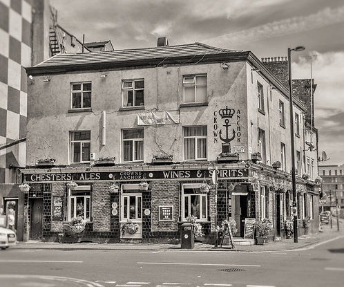 Crown & Anchor Pub (Northern Quarter Manchester)