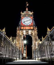 East Gate Clock, Chester
