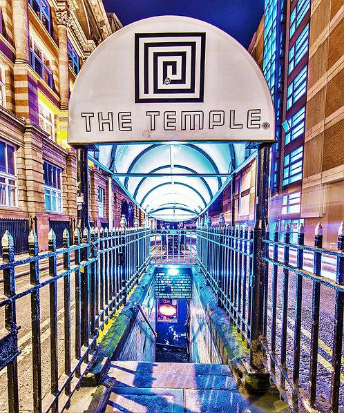 Temple Bar Manchester