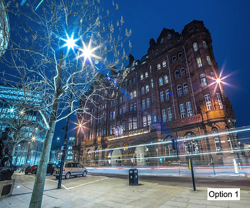 Manchester Hotels (9 Options)