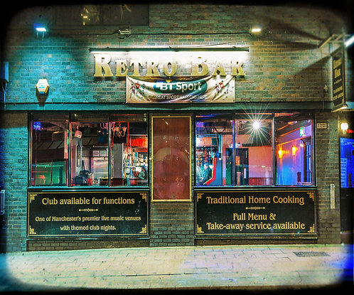 Retro Bar (Manchester)
