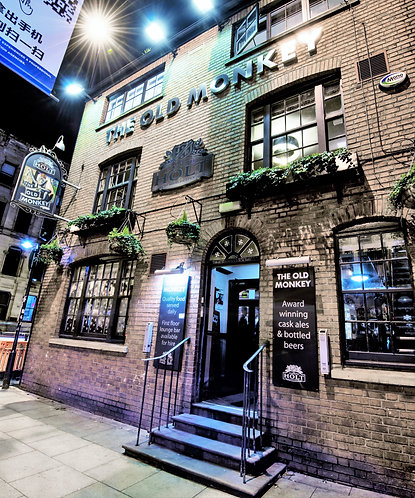 The Old Monkey Pub (Manchester)