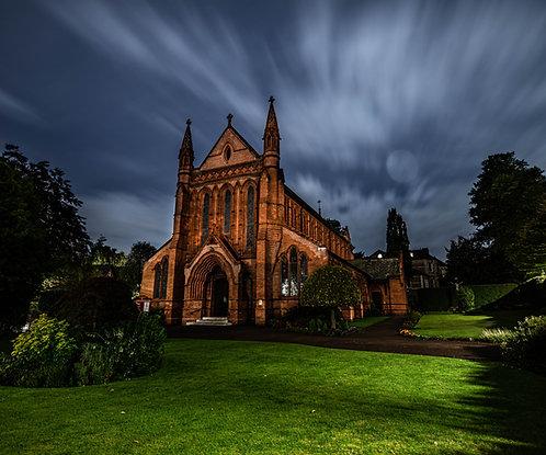 Altrincham Vincent St Paul Church