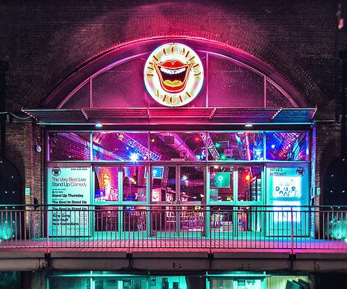 The Comedy Store Venue (Deansgate Locks Manchester)