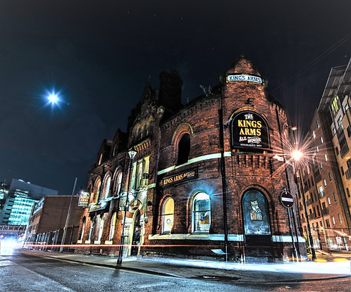 Salford The Kings Arms Pub