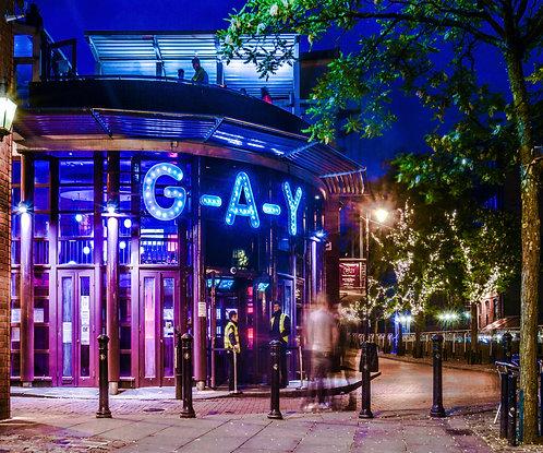 GAY Pub (Canal Street Manchester)