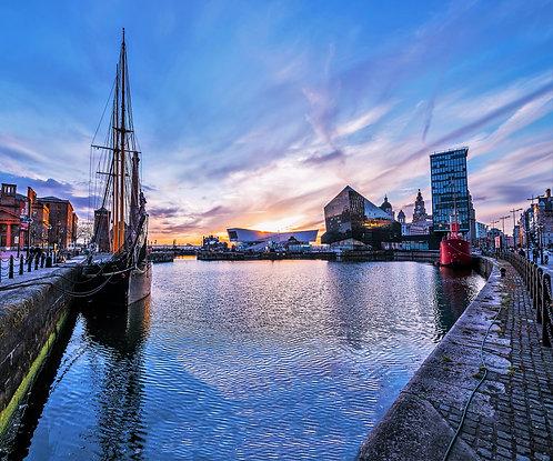 Liverpool Alberts Docks