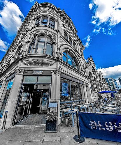 Bluu Bar (Northern Quarter Manchester)