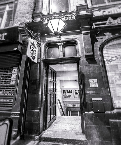 The Gas Lamp Pub (Manchester)