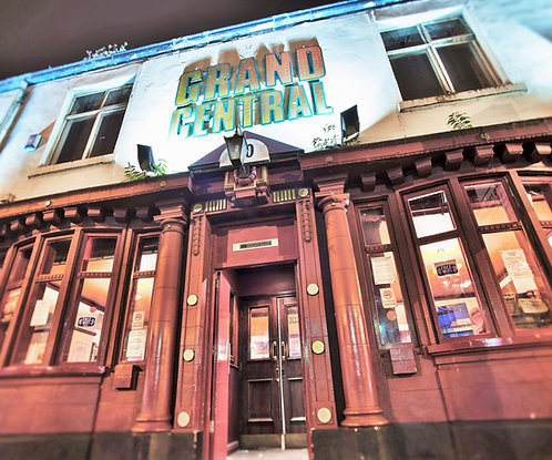 Grand Central Pub (Manchester)